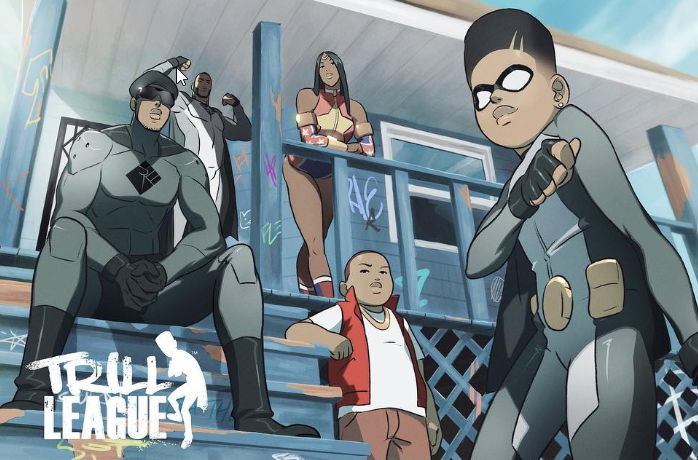 50 Cent Set To Produce Black Superhero Animation Series With Lionsgate on Quibi