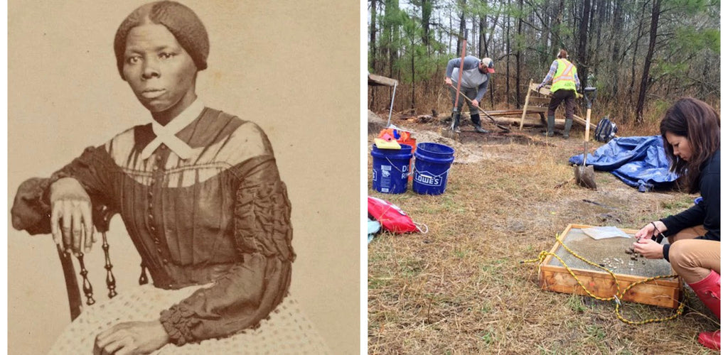 Maryland Archaeologists Discover Harriet Tubman's Father's Home