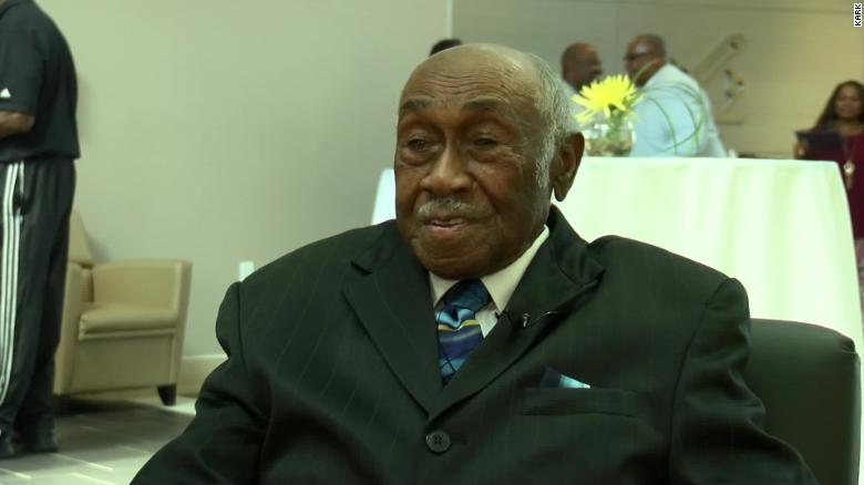 99 Year Old Tuskegee Airman Finally Honored With Medals and His Own Day