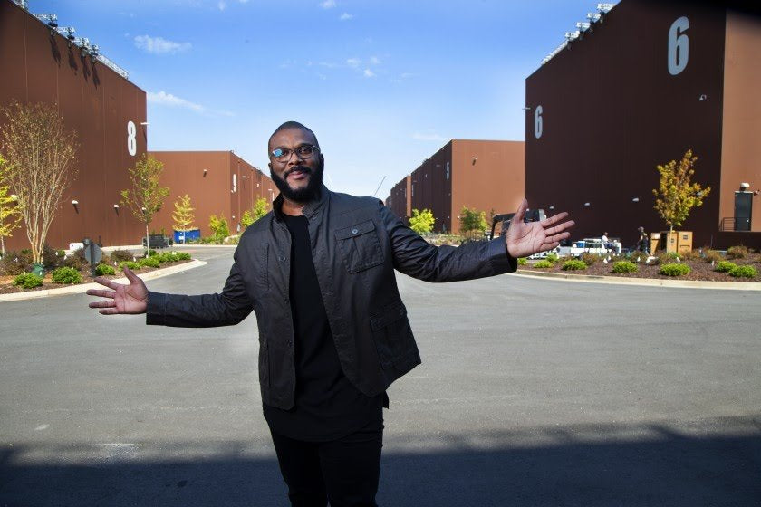 Tyler Perry Plans To Build Compound on Studio Lot for Homeless Women and Displaced Youth