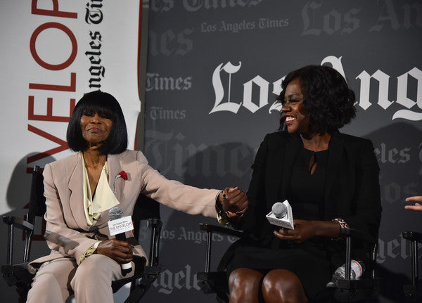 Viola Davis Shares how Cicely Tyson Paved the Way for Her and Black Girl Magic in TV and Film
