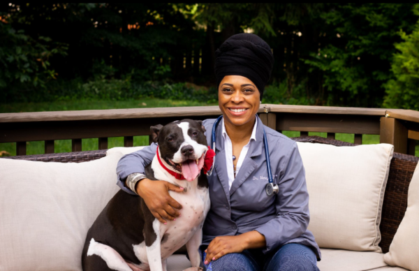 Dr. Venaya Jones Becomes First Black Woman To Own a Veterinary Clinic in Cleveland