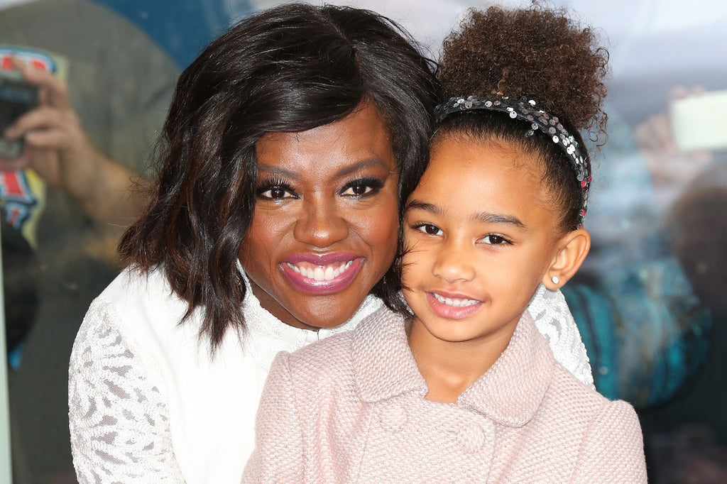 Daughter of Viola Davis, Genesis Tennon, Set To Star In Angry Birds 2 Movie