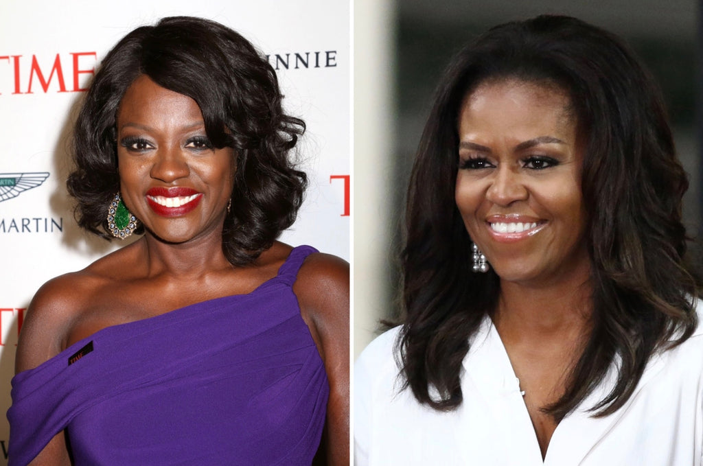 Viola Davis Set to Play Michelle Obama in New Showtime Series