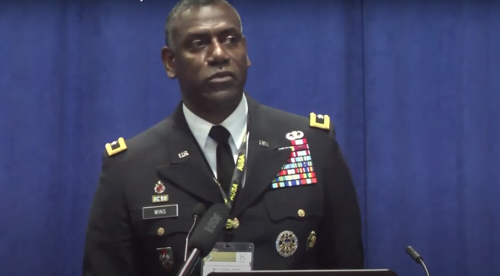 Major General Cedric T. Wins Makes History As First Black Man To Lead Virginia Military Institute