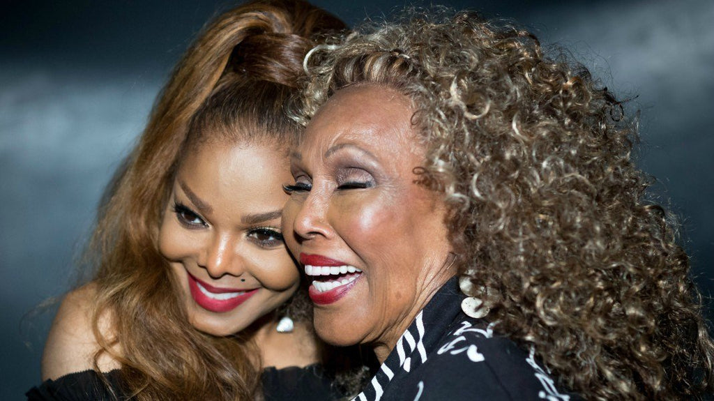Check Out Janet Jackson And Ja'net DuBois' Mini 'Good Times' Reunion