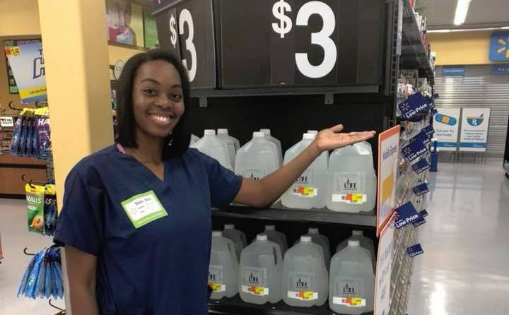 Black-Owned Alkaline Water Brand Becomes The First To Be Sold At Walmart
