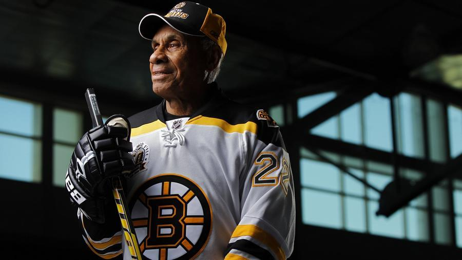 National Hockey League Honors Its First Black Player With A Hall Of Fame Induction