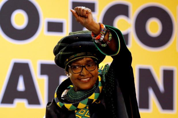 Winnie Madikizela-Mandela: Remembering South Africa's 'Mother Of The Nation'