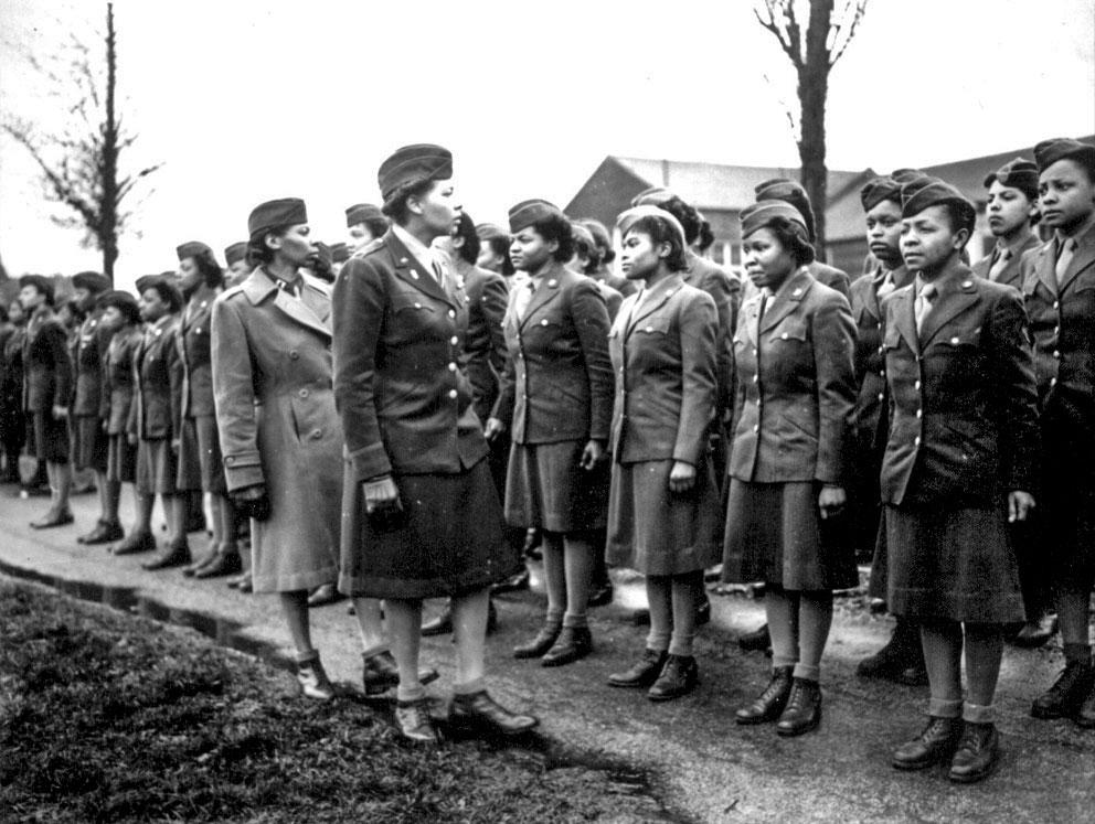 New Monument To Honor WWII Black Women's Army Corps Unit