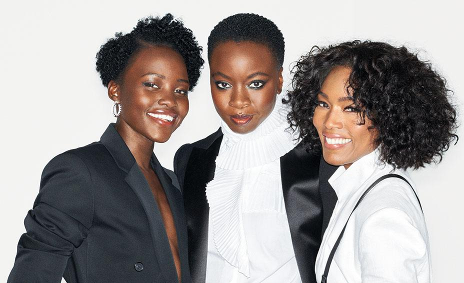 The Women Of Wakanda Among Elle Magazine's 2018 Women In Hollywood Honorees