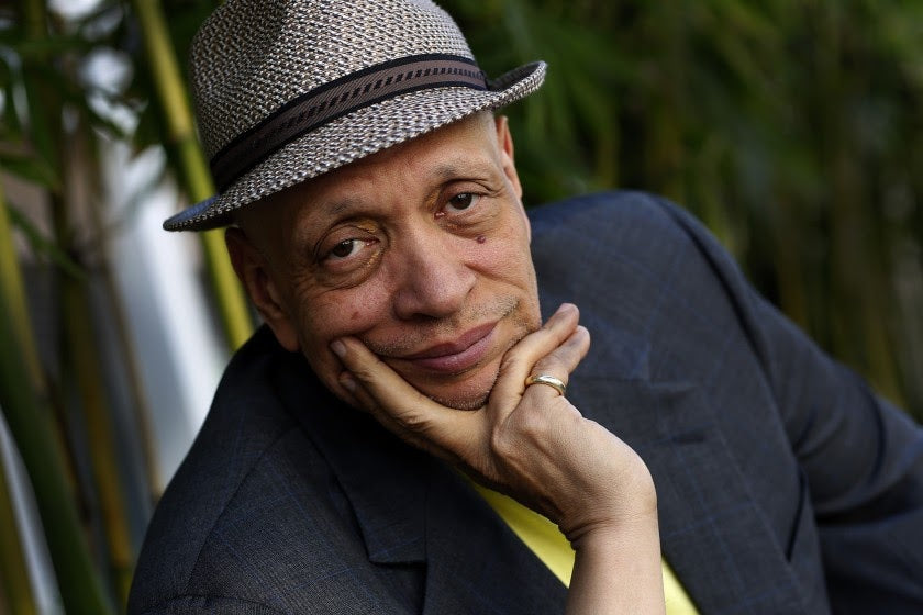 Author Walter Mosley Will Make History As The First Black Man To Receive The National Book Award's Lifetime Achievement Medal