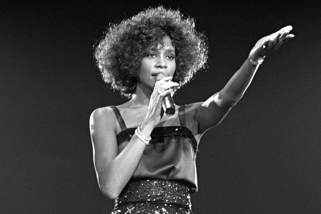 Whitney Houston Nominated for The Rock & Roll Hall of Fame