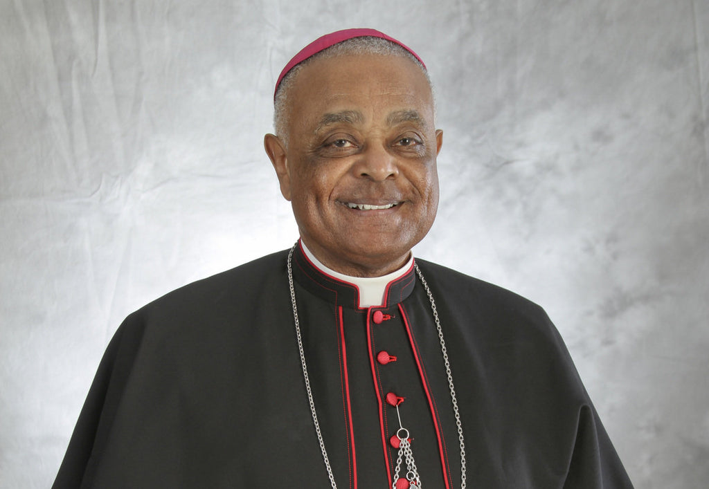 Wilton Gregory Becomes First African American Archbishop of Washington