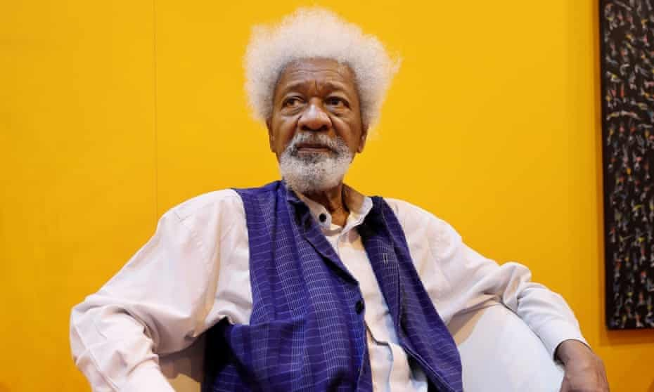 Nigerian Playwright Wole Soyinka Is Set To Publish His First Novel In Nearly 50 Years