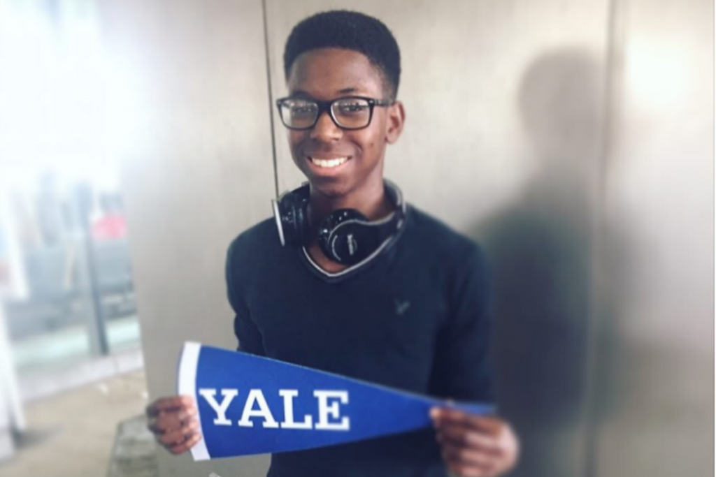 This 16-Year-Old Has His Sights Set On Becoming The First Black Student To Build A Nuclear Fusor