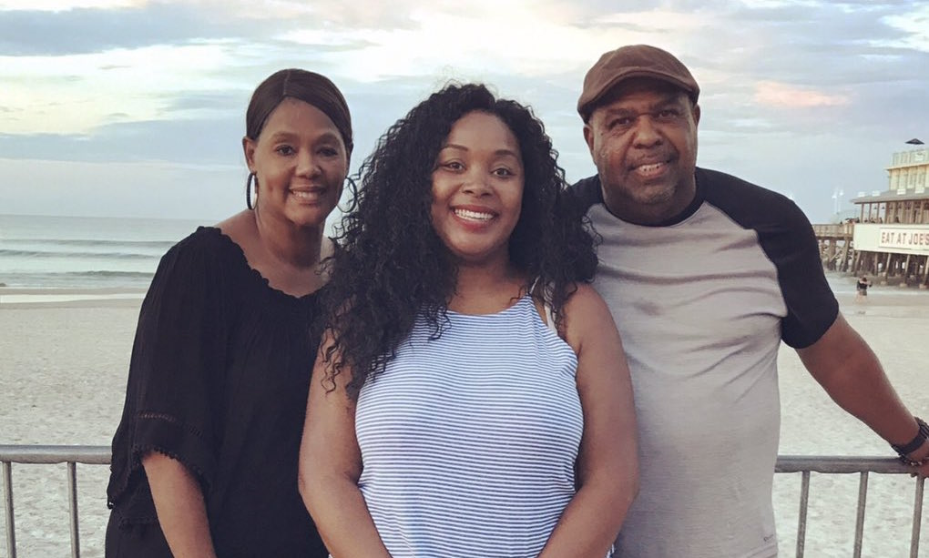 Black Love is Alive and Well in This Family's Real Life Valentine's Day Story