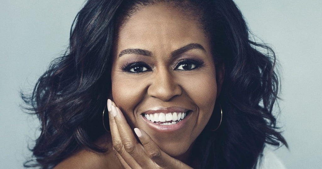 Get A First Look At The Cover Of Michelle Obama's Upcoming Memoir