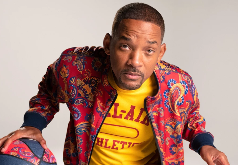 Will Smith Releases New Fresh Prince of Bel Air Themed Clothing Line