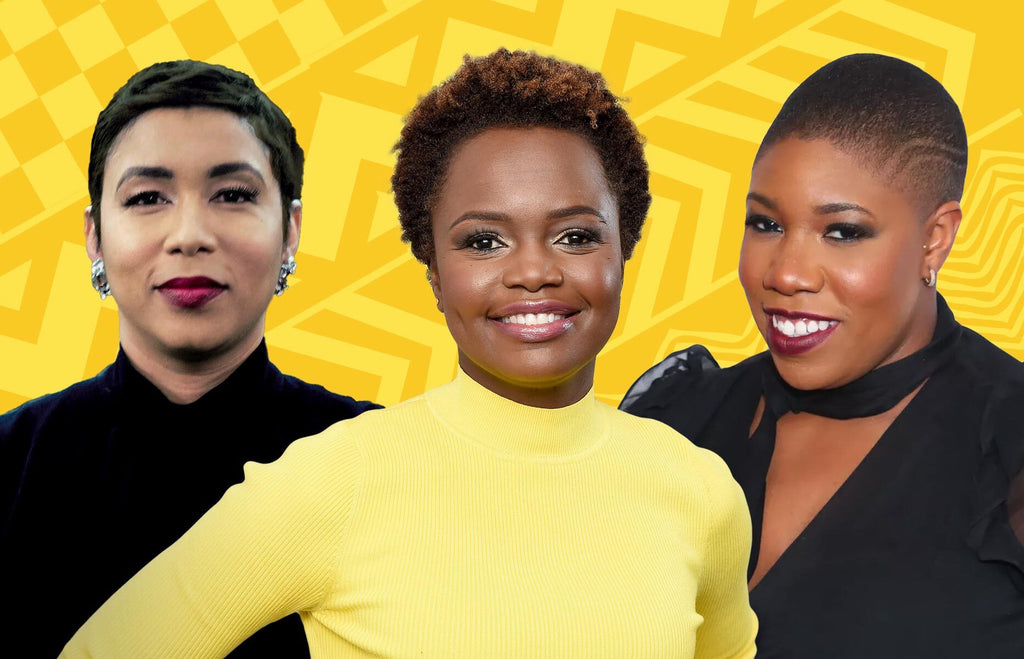 Meet The Black Women Making History On The White House's Communications Team