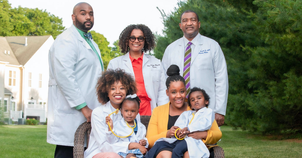 Family Goals: Meet The Real Life Huxtables