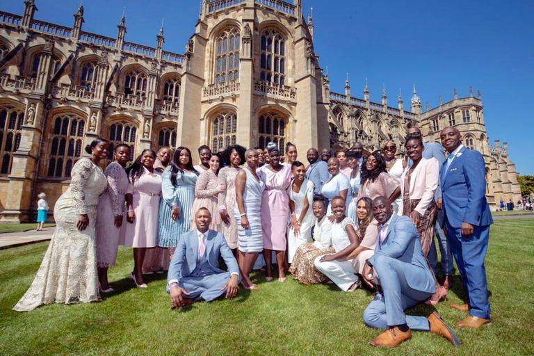 Congratulations Are In Order: The Royal Wedding Gospel Choir Scores Record Deal