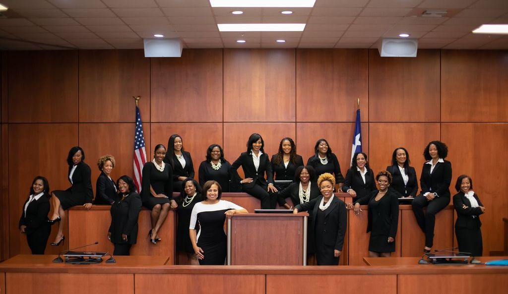 Black Girl Magic: Harris County, Texas Swears In 17 Black Women As Judges
