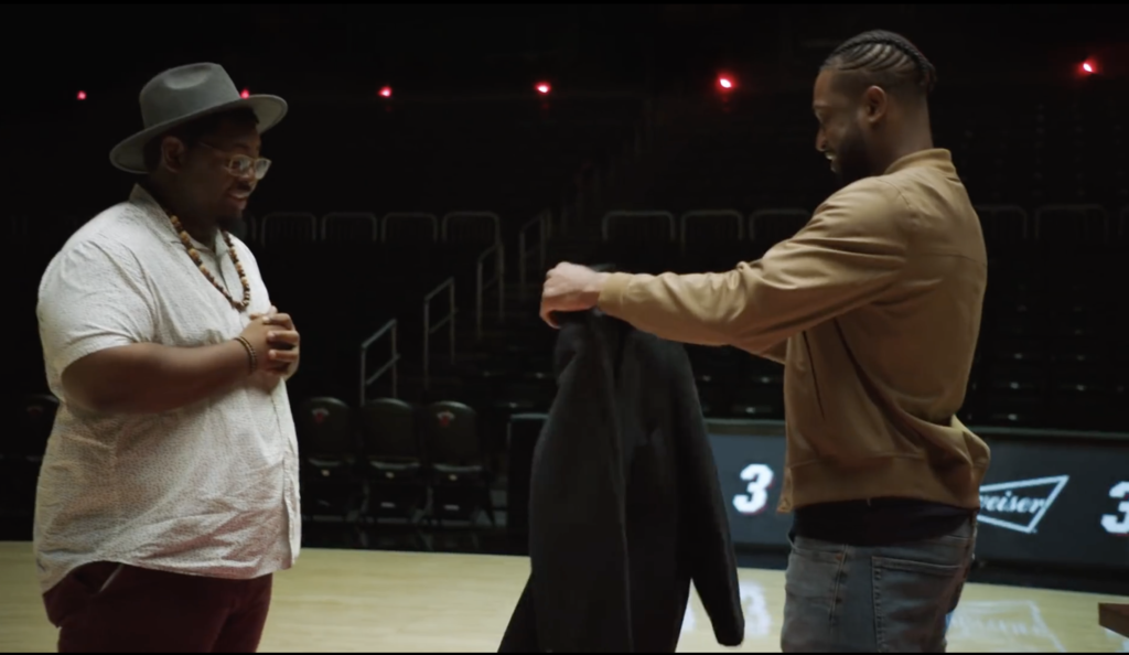 Watch: Emotional Ad Commemorating Dwyane Wade's Retirement Shows Impact Off the Court