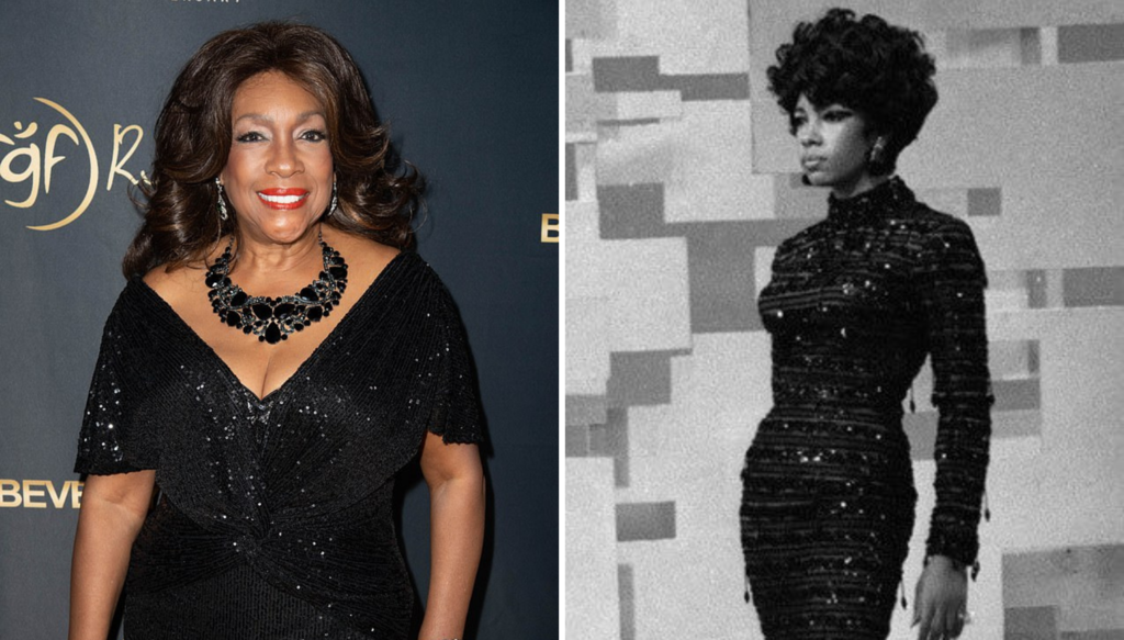 Mary Wilson - One Of The Founding Members Of The Supremes - Has Joined The Ancestors