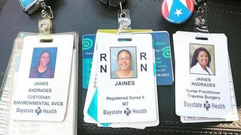 She Worked And Schooled Her Way From Janitor To Nurse Practitioner At The Same Hospital