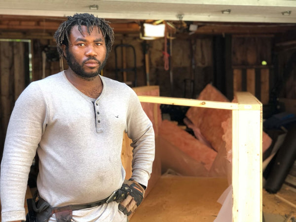 Toronto Man Builds Mini Shelters For City's Homeless Population To Survive Winter