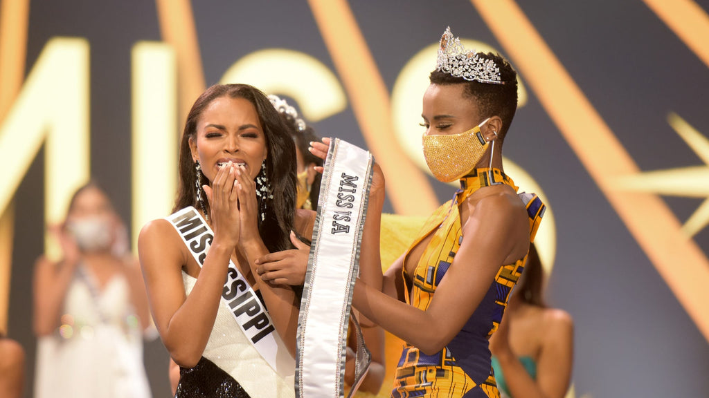 First Black Miss Mississippi USA Makes History Again After Being Crowned Miss USA 2020