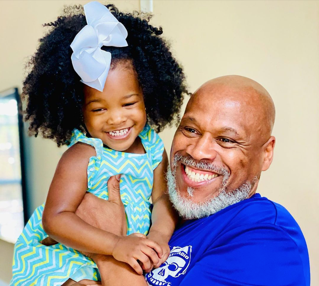 The Internet Can't Get Enough Of This Toddler And Her Best Friend, Her Grandpa