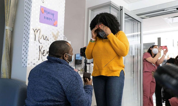 NY Man Proposes To Girlfriend In NICU Where Daughter Has Spent The Last 10 Months