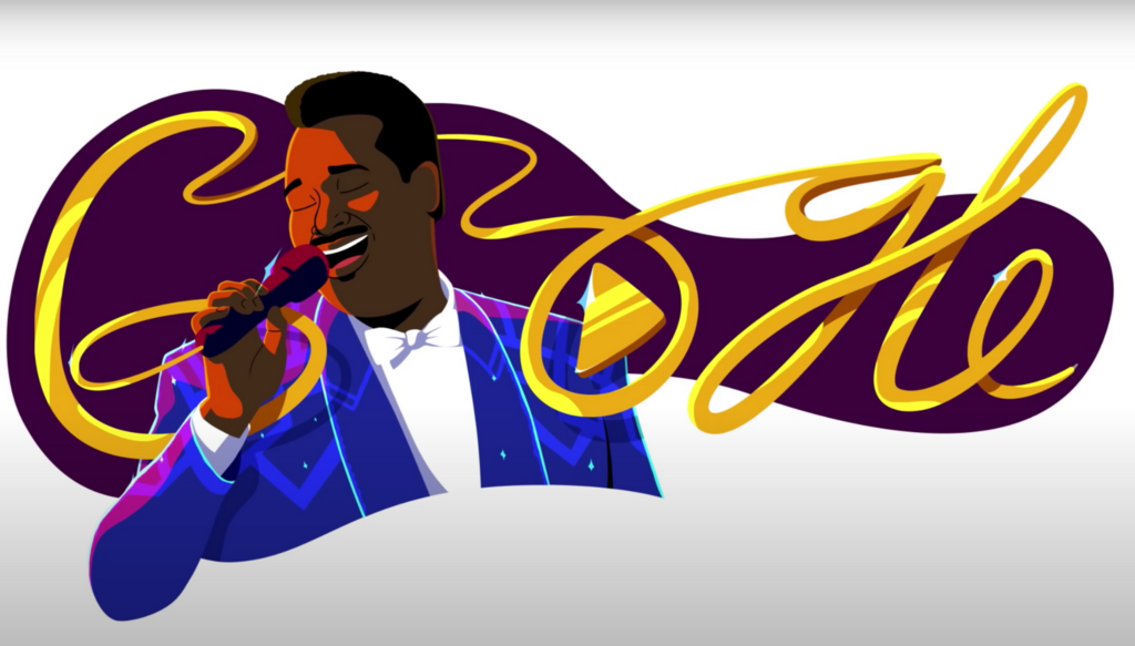 Today's Google Doodle Honors Legendary Singer Luther Vandross On His 70th Birthday