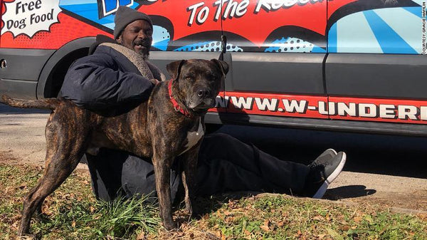 This Atlanta Man Risked His Life To Save Over A Dozen Animals From A Fire