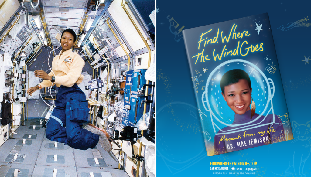Pioneering Astronaut Dr. Mae Jemison Announces Release Date For The Second Edition of Upcoming Memoir