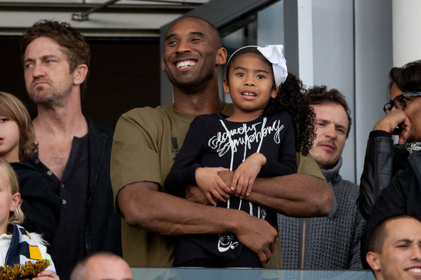 Fathers Honor Kobe Bryant With Personal #GirlDad Photos