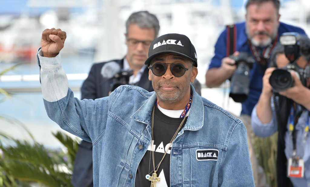 Spike Lee Named First Black President of the Cannes Film Festival Jury