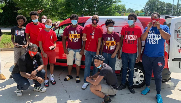 Atlanta Dads Come Together To Give Local Boys Father Figures