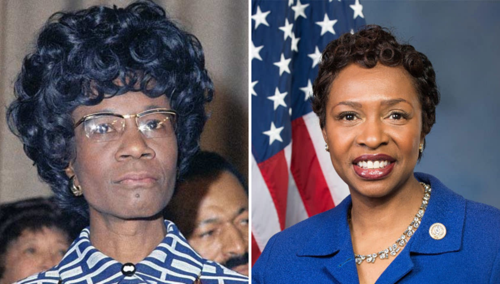Legislators Introduce Bill To Create A Statue of Shirley Chisholm Inside The U.S Capitol