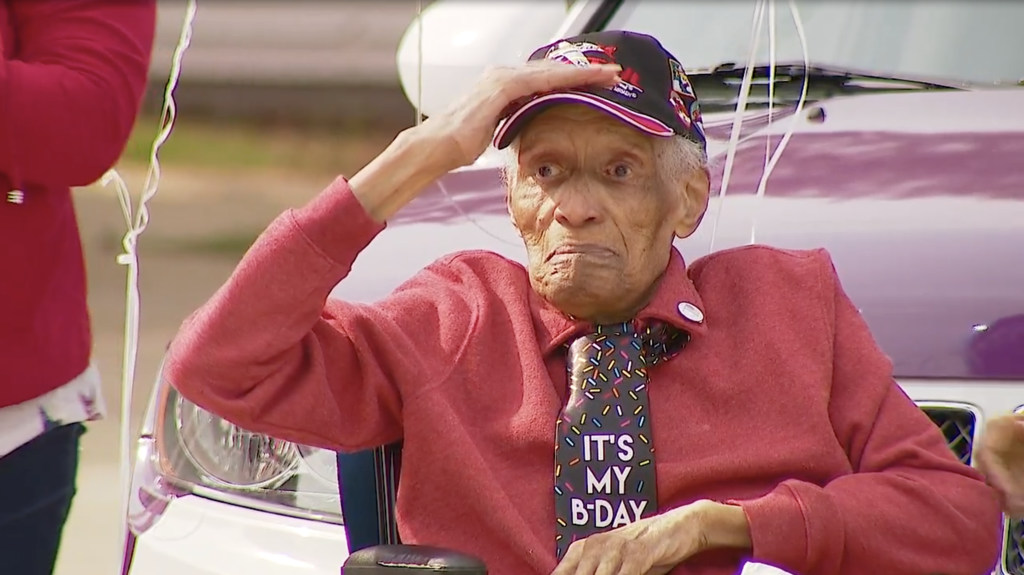 Honoring One of the Oldest Living Tuskegee Airmen on His 102nd Birthday