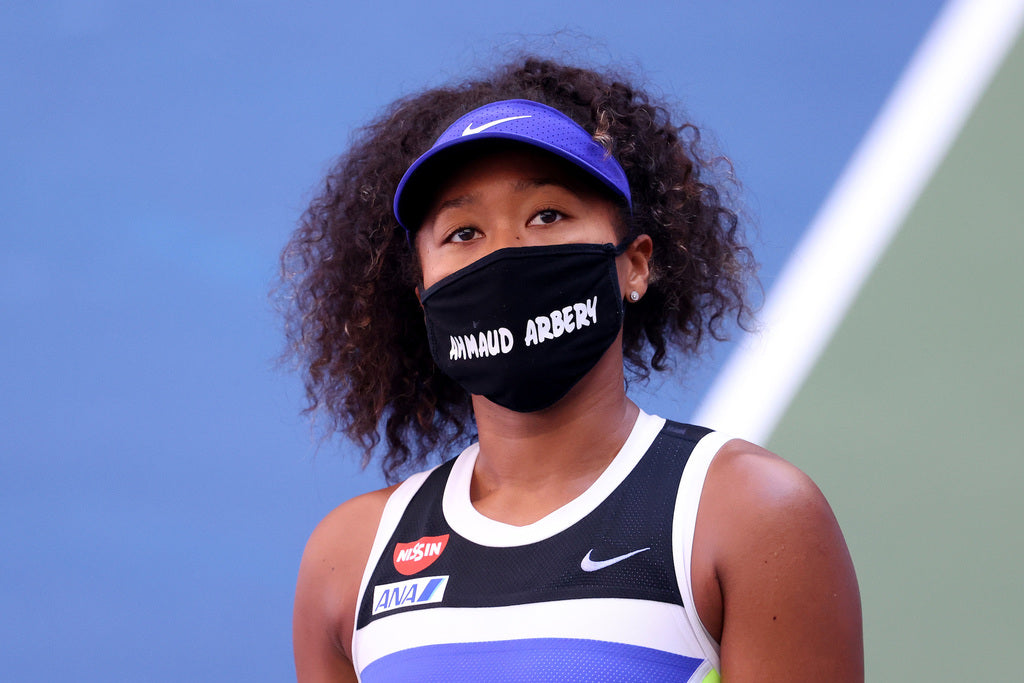 The Associated Press Names Naomi Osaka Female Athlete Of The Year