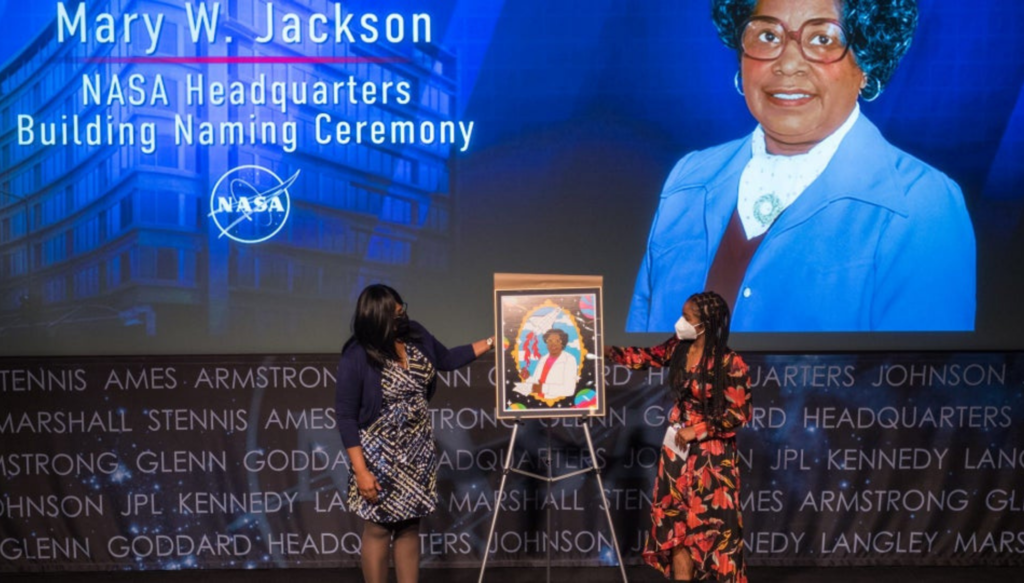NASA Renames Headquarters After Mary Jackson, The First Black Woman Engineer At The Agency