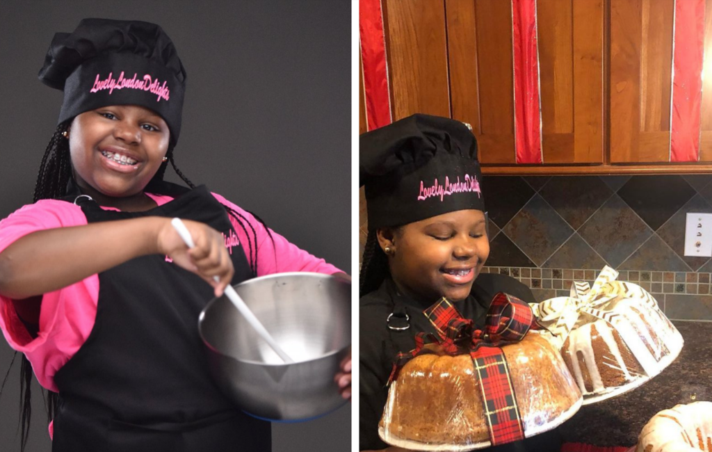 This 11-Year-Old's Idea To Spread Joy During The Pandemic Turned Into A Small Business