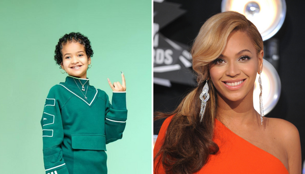 Beyoncé Serenades Instagram's sweetheart, Lyric Chanel, Before She Passed From Brain Cancer