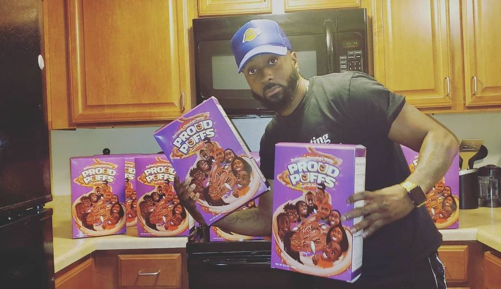 Connecticut Man Creates Proud Puffs - A Black-Owned Cereal Brand