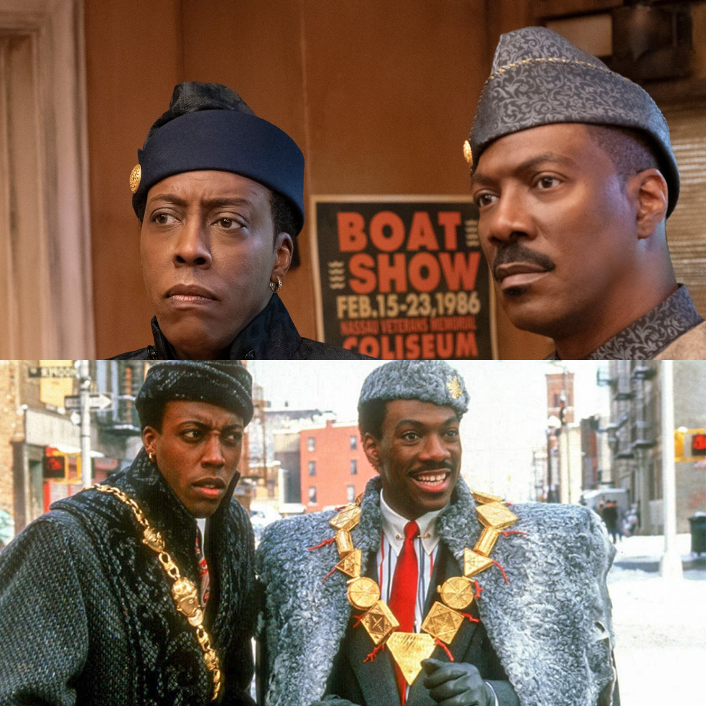 Coming to America 2 Just Released First Look Pics And They're Everything
