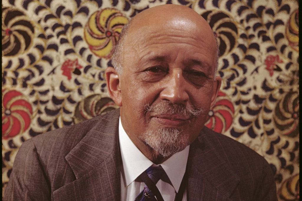 Celebrating The Life Of Activist And Sociologist W.E.B DuBois