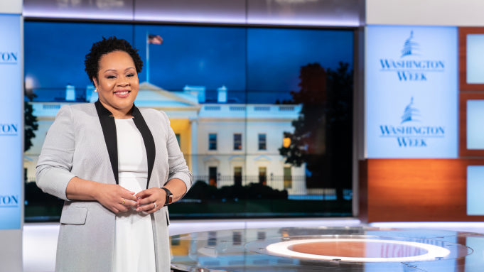 "Yamiche Alcindor Named Host of ""Washington Week"" on PBS"